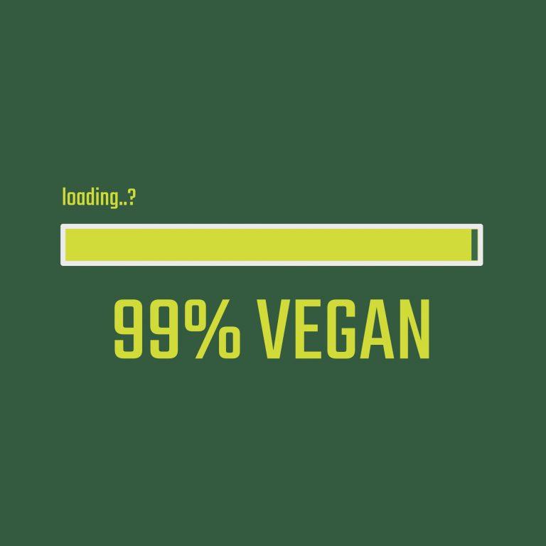 99% vegán életmód