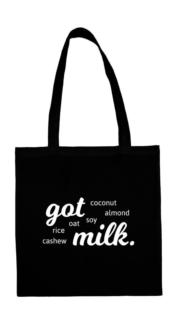 Got Plant Milk.